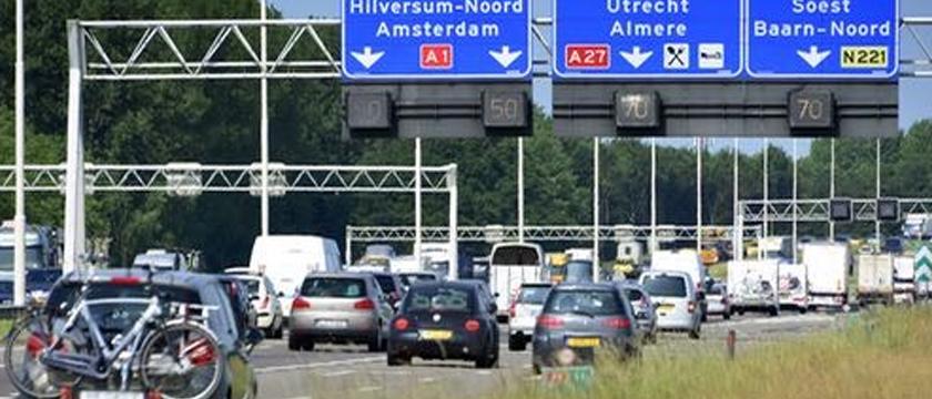 Tevredenheidsonderzoek van MuConsult onder weggebruikers over werkzaamheden tijdens verbreding van A27/A1.