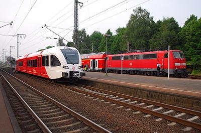 MuConsult voerde voor de ontwikkeling van de treindienst tussen Groningen en Bremen, de Wunderline, een vervoerwaarde onderzoek uit.