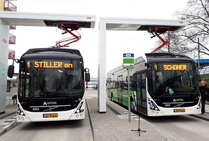 Zero Emissie busvervoer