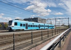 Aanbesteding treindienst Amersfoort – Ede-Wageningen