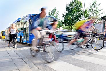 mobiliteit en gedrag, hotspots energy Arnhem