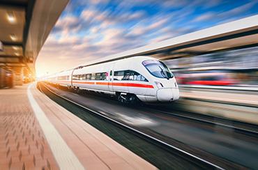 werkveld spoorvervoer