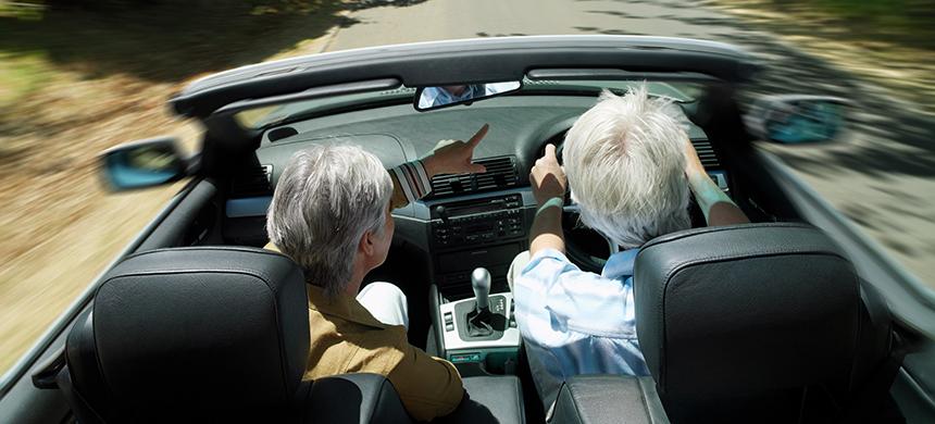 Reisgedrag van automobilisten