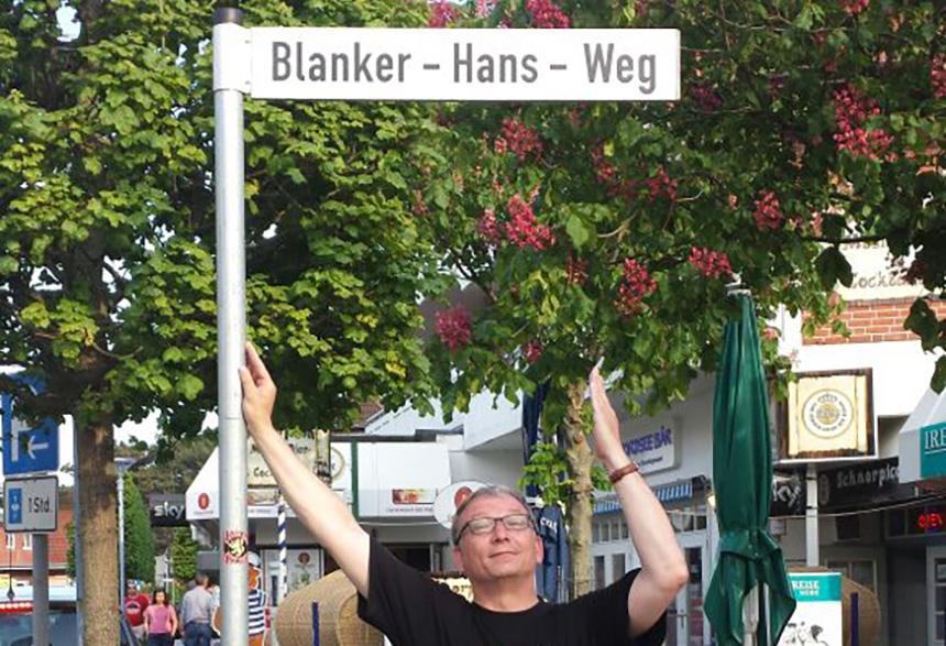 Frans Blanker twintig jaar Mu